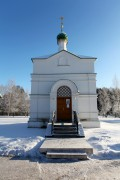 Церковь Сретения Господня - Мордвиново - Ярославский район - Ярославская область