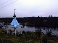 Церковь Николая Чудотворца - Левоча - Хвойнинский район - Новгородская область