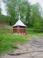 Шалдово. Казанской иконы Божией Матери, часовня