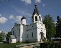 Прохорово. Спаса Нерукотворного Образа, церковь