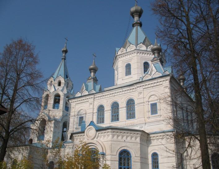 Церковь Александра Невского, Верхняя Шурма