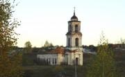 Церковь Троицы Живоначальной - Борисово Поле - Вадский район - Нижегородская область