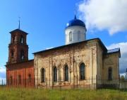 Берёзовский Рядок. Успения Пресвятой Богородицы, церковь