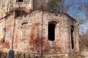 Церковь Троицы Живоначальной - Лапушка - Пошехонский район - Ярославская область