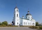 Солотча. Казанской иконы Божией Матери, церковь