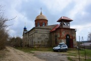 Бакланово. Николая Чудотворца, церковь