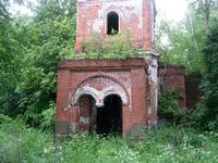 Церковь Введения во храм Пресвятой Богородицы - Введеньё - Тарусский район - Калужская область