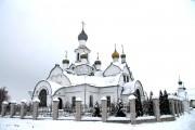 Церковь Рождества Пресвятой Богородицы - Бабяково - Новоусманский район - Воронежская область