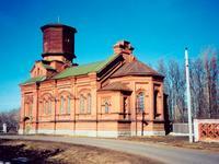 Церковь Митрофана Воронежского - Хреновое - Бобровский район - Воронежская область
