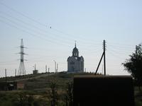 Церковь Казанской иконы Божией Матери - Увары - Камызякский район - Астраханская область