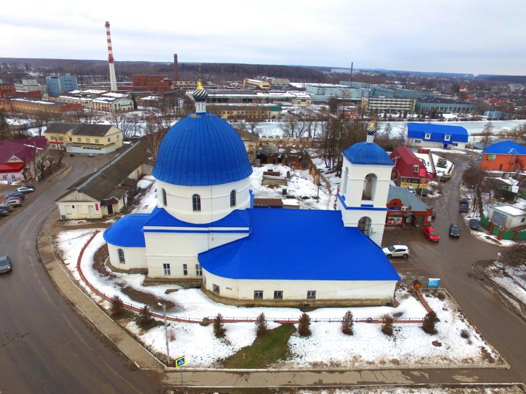 Церковь Спаса Нерукотворного Образа, Кондрово