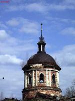 Церковь Вознесения Господня - Елпатьево - Переславский район и г. Переславль-Залесский - Ярославская область