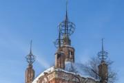 Церковь Богоявления Господня - Выползово - Переславский район и г. Переславль-Залесский - Ярославская область