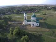 Церковь Богоявления Господня - Свишни - Долгоруковский район - Липецкая область