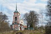 Церковь Александра Кипрского - Ченцово - Заокский район - Тульская область