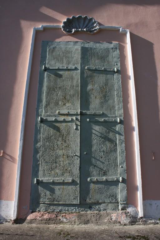 Тульская область, Заокский район, Ченцово. Церковь Александра Кипрского, фотография. архитектурные детали