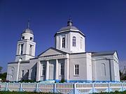 Церковь Покрова Пресвятой Богородицы - Верхний Ломовец - Долгоруковский район - Липецкая область