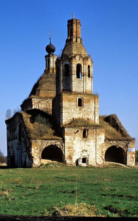 мосальский монастырь фото усилиями княгини