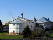 Юрьев-Польский. Михаило-Архангельский монастырь. Церковь иконы Божией Матери