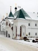 Муром. Спасский мужской монастырь. Церковь Василия, епископа Рязанского при настоятельском доме