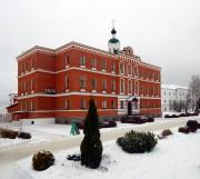 Муром. Спасский мужской монастырь. Церковь Херсонесских священномучеников в братском корпусе