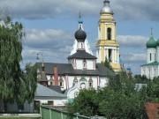 Коломна. Троицы Живоначальной Ново-Голутвина монастыря, церковь