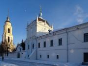 Коломна. Ново-Голутвин Троицкий монастырь. Церковь Покрова Пресвятой Богородицы