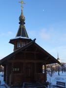 Коломна. Ново-Голутвин монастырь. Часовня Владимира равноапостольного и Анастасии Узорешительницы
