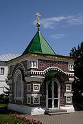 Введенский Толгский женский монастырь. Часовня на могиле убиенных иноков - Толга - Ярославль, город - Ярославская область