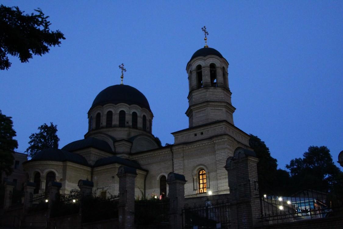 Церковь Михаила митрополита Киевского, Киев