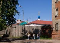 Церковь Петра и Павла при ФКУ ИК-9 - Омск - Омск, город - Омская область