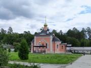 Козельск (Оптино). Оптина Пустынь. Церковь Всех Святых