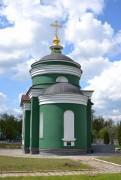 Дмитровск. Часовня в память утраченного собора Троицы Живоначальной