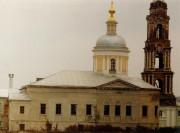 Богоявленский Старо-Голутвин монастырь. Церковь Сергия Радонежского - Коломна - Коломенский городской округ - Московская область
