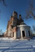 Церковь Рождества Пресвятой Богородицы - Теляково - Тутаевский район - Ярославская область
