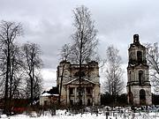 Церковь Николая Чудотворца - Николо-Корма - Рыбинский район - Ярославская область