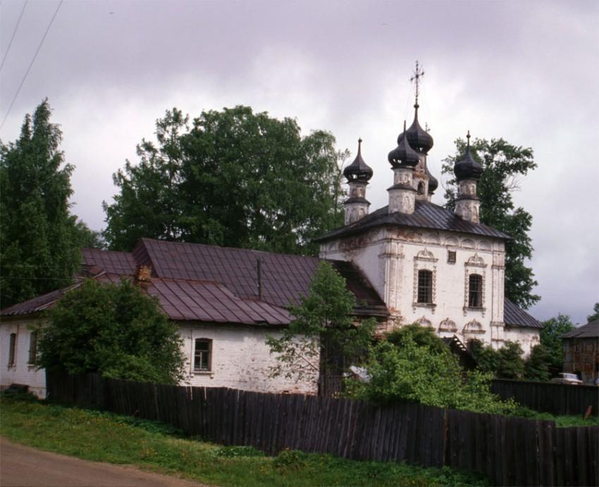 Церковь Рождества Христова, Устюжна