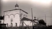 Успенский мужской монастырь Флорищева пустынь. Церковь Зосимы и Савватия - Фролищи - Володарский район - Нижегородская область