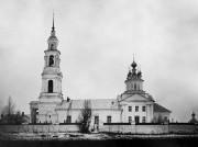 Церковь Николая Чудотворца - Никола-Остров, урочище - Чухломский район - Костромская область