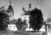 Воскресенье-Глазуново, урочище. Воскресения Христова, церковь