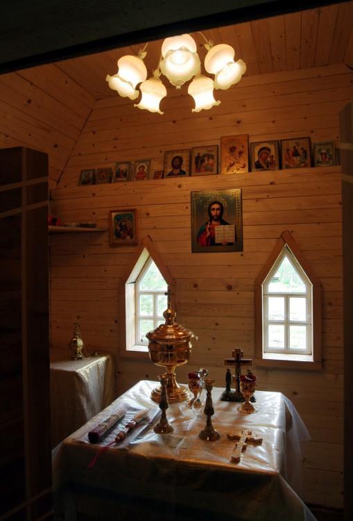 Церковь Илии Пророка, Никиткино