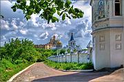 Рождества Пресвятой Богородицы Молчанский женский монастырь - Путивль - Путивльский район - Украина, Сумская область