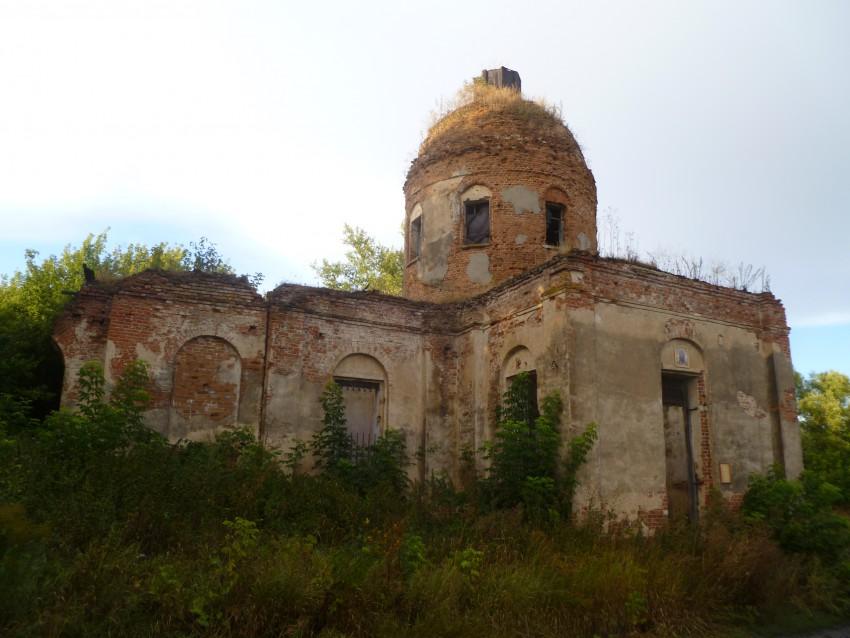 Церковь Спаса Нерукотворного Образа, Спасское (Жидкое)