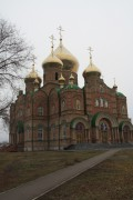 Кафедральный собор Владимира равноапостольного - Луганск - Луганск, город - Украина, Луганская область