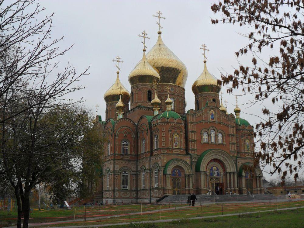 Кафедральный собор Владимира равноапостольного, Луганск