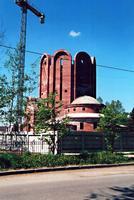 Церковь Воскресения Христова - Санкт-Петербург - Санкт-Петербург, Пушкинский район - г. Санкт-Петербург