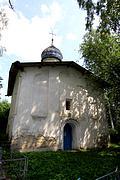 Церковь Воскресения Христова - Пустое Воскресенье - Пыталовский район - Псковская область