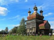 Церковь Михаила Архангела - Шелоховская (Архангело) - Каргопольский район - Архангельская область