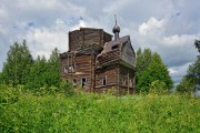 Церковь Николая Чудотворца - Волосово - Каргопольский район - Архангельская область