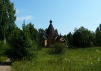 Церковь Сошествия Святого Духа - Верхняя Троица - Кашинский городской округ - Тверская область